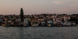 Cunda harbor