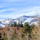 Snowy Mt. Nebo