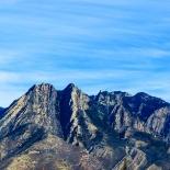 Mt. Raymond from Rt 15