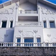 Old villa on the Bosphorus, Istanbul