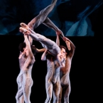 Team Orchis, VIlia and Ruth in the air in Viktor Plotnikov's Orchis
