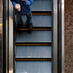 Escalators?
