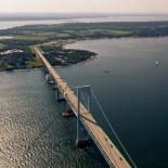 Newport - Westport From Air (Luster or Gloss)