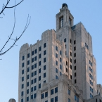 The Tallest Building in RI, The INBank or now Bank of America Building