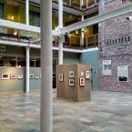 The old Peerless Building Atrium