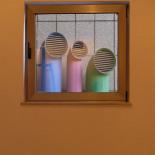 Color, shapes, frame