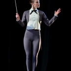 Louisa Chapman (Conductor Cacaphoné) in Viktor Plotnikov's Sharps and Flats