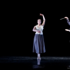 Tegan Rich and Louisa Chapman in Viktor Plotnikov's Sharps and Flats