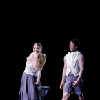 Kirsten Evans, Harunaga Yamakawa in Viktor Plotnikov's Sharps and Flats