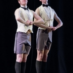 Ian Matysiak, Dylan Giles in Viktor Plotnikov's Sharps and Flats