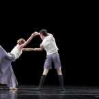 Kirsten Evans, Alex Lantz in Viktor Plotnikov's Sharps and Flats