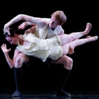 Louisa Chapman, Kara Gentile, Dylan Giles in Viktor Plotnikov's Sharps and Flats