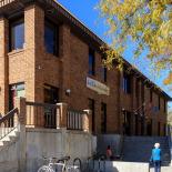 Salt Lake Arts Academy where Mina goes to school