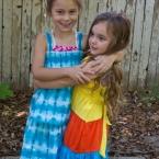 Mina and Tallulah