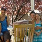 Harper, Troy, Myra, Tallulah