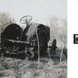 Walker Evans - Junked Cars