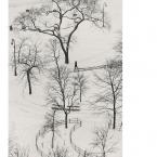 Andre Kertesz - Washington Sq. Park