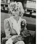 Lisette Model - Woman with Veil