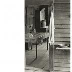 Walker Evans - Sharecropper's House