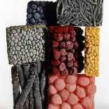 Irving Penn - Still Life With Frozen Fruits and Vegetables