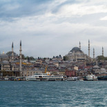 Valde Sultan and Suleymaniye Mosques