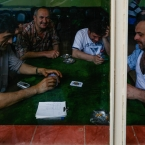 Teahouse Players, Balat, Istanbul