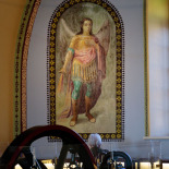 Restored fresco - 2016