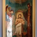 Fresco restored - 2016
