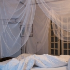 Mosquito net for decoration