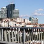 Istanbul behind bars