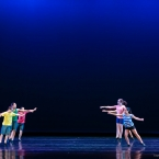 Adaptive Dance Program Students