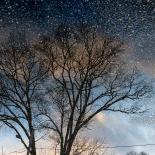 Starry, starry blue skies