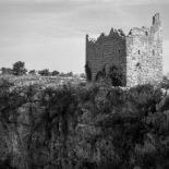 The namesake, Uzuncaburc or Tallish Tower