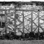 Local houses possibly using recycled stones, Diocaesarea (Uzuncaburç)