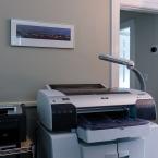My print area