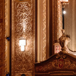 PPAC's Ornate Walls