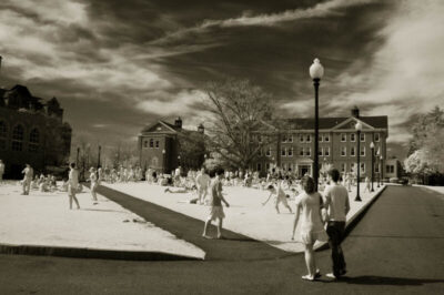 Infrared at Providence College