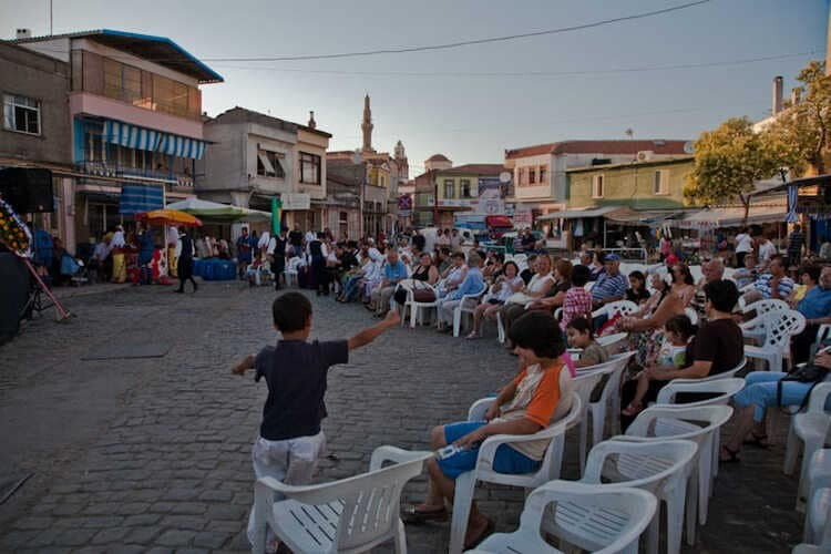 Ayvalik -- Lesvos Days