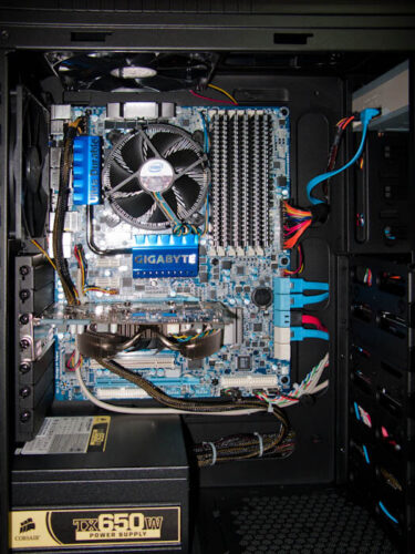 CyberPower built computer