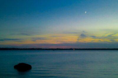 Sunset in Barrington