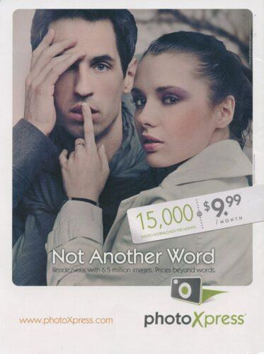 PhotoXpress.com Ad