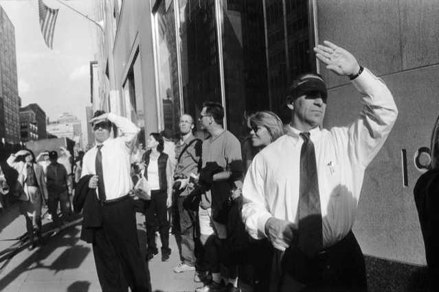 Vanishing Points: Photographs From Ground Zero
