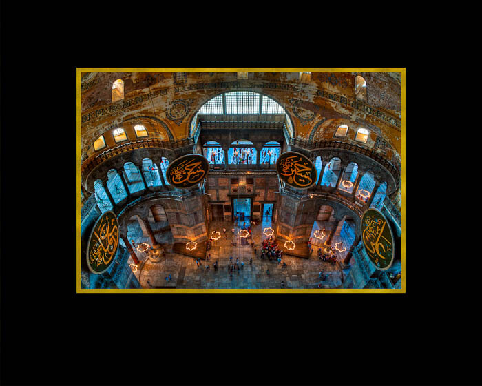 MagClolud Contest Runner Up: Hagia Sophia Experience