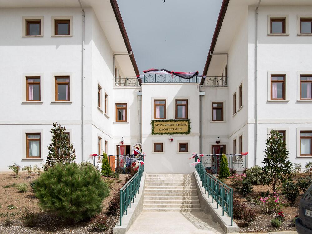 Mehmet-Nevin BIlginer Dormitory