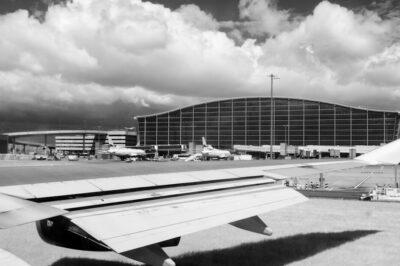Leaving Heathrow