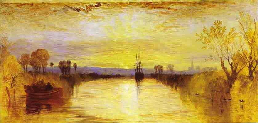 Chichester Canal, Turner