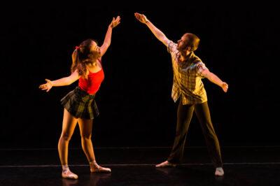Festival Ballet Providence Rehearsal