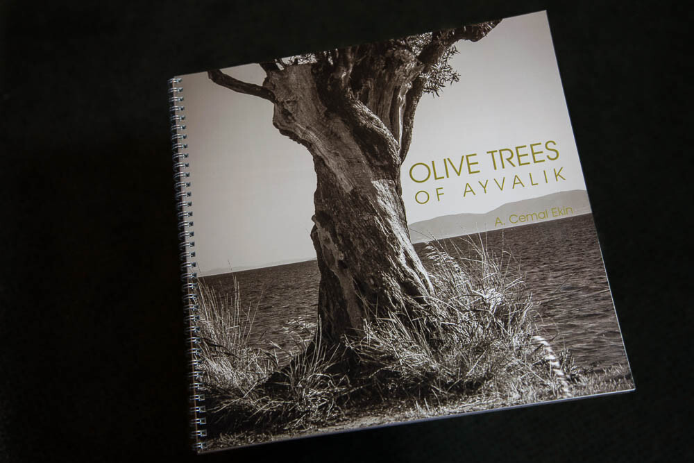 Olive Trees of Ayvalik Bound Folio