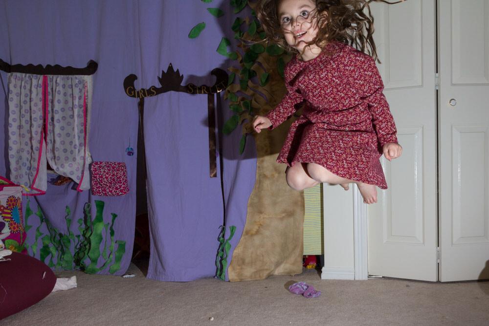 Jump Mina