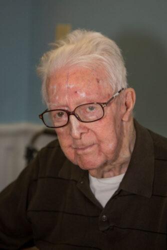 John Rhodes, 94